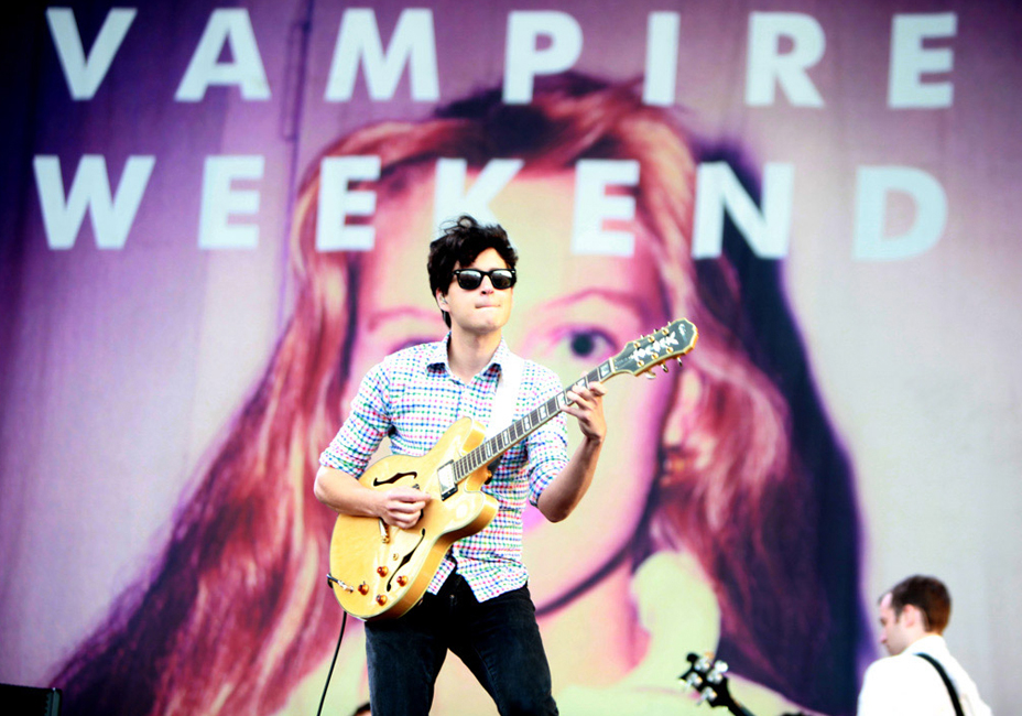 Vampire Weekend Isle Of White Festival Live Performance StillMoving