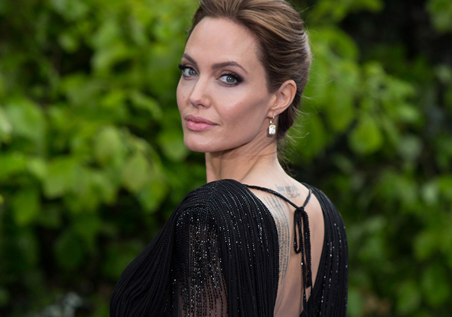 Angelina Jolie Disney Maleficent StillMoving Premiere
