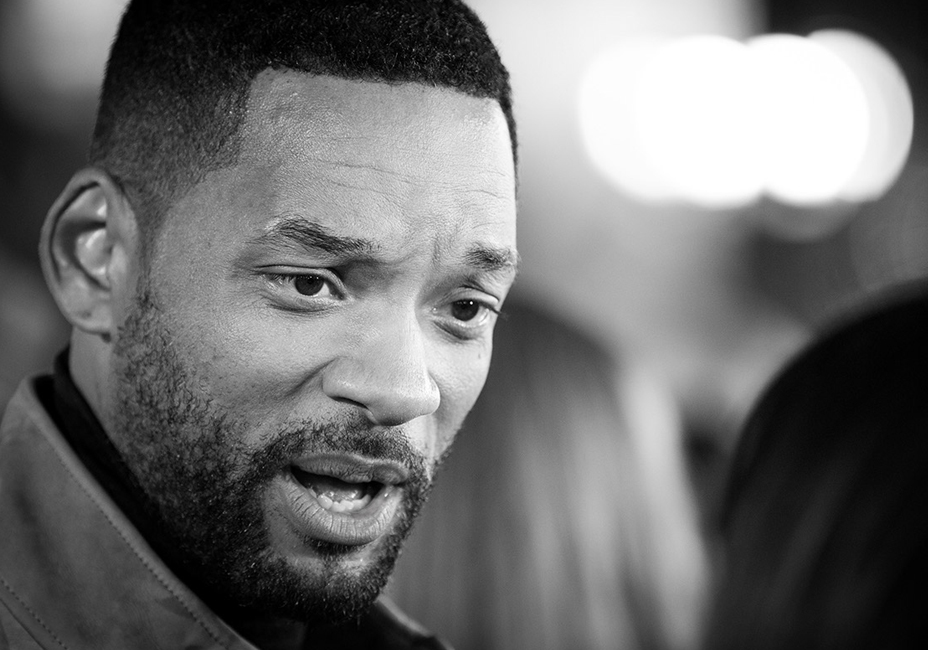Will Smith Focus Premiere Red Carpet