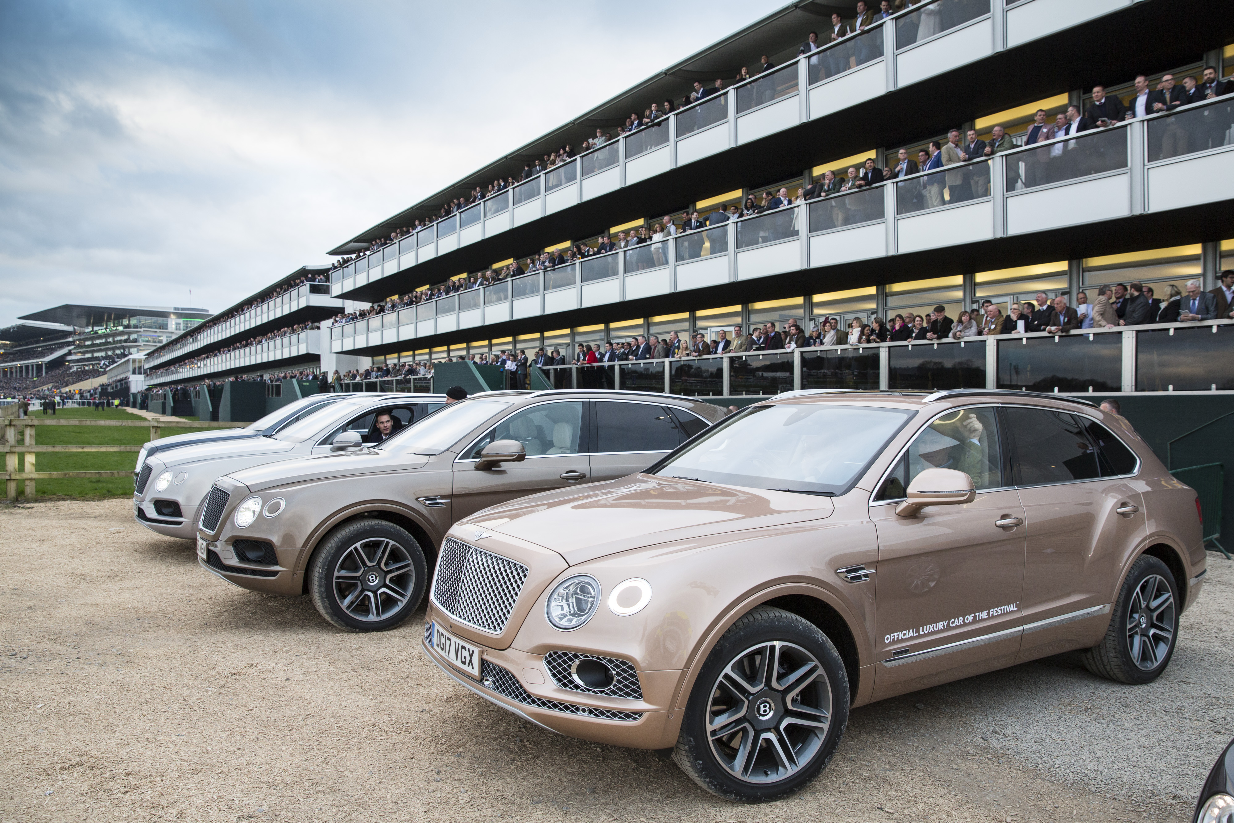 Bentley Cheltenham Festival Luxury Races VIP
