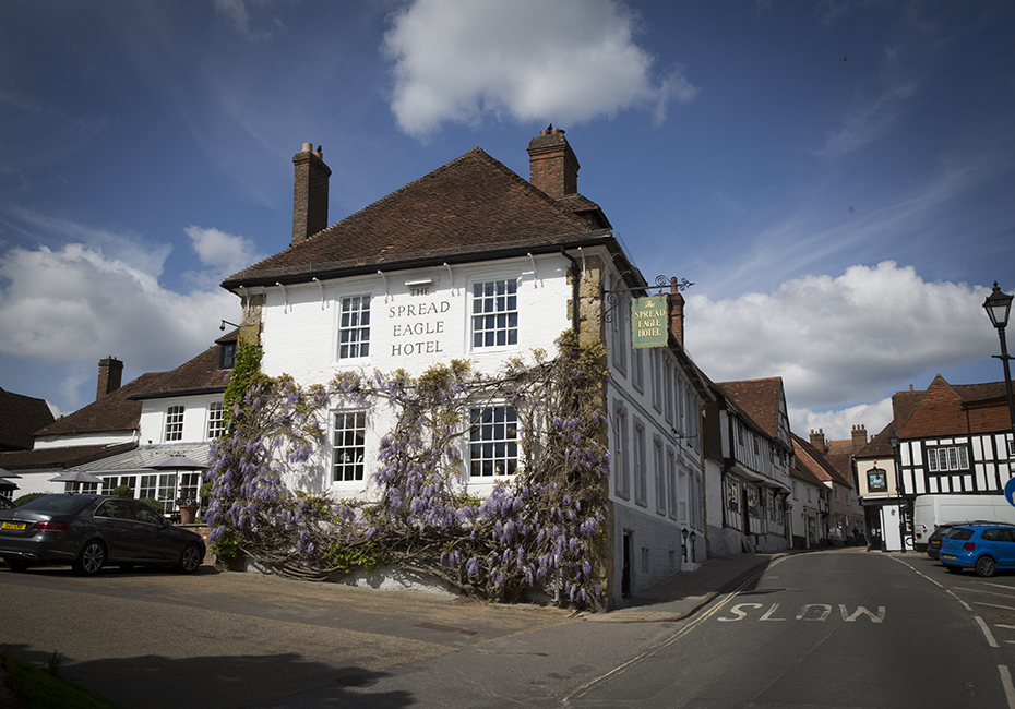 Traditional English Pub Hotel Campaign Photography